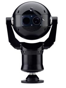 MIC412TIBUW13636P 9Hz, 36X PAL Thermal Camera, Black